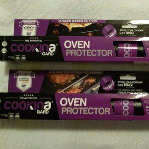 Set of 2 Cookina Gard Oven Protectors - NWT